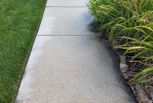 Concrete Pressure Washing Cedar Rapids – Cedar Rapids Power